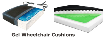Gel Wheelchair Cushions