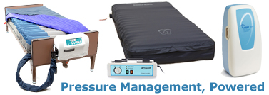 Pressure Management Powered