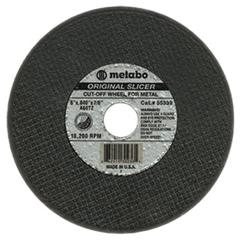 """MTA469-55332 - Metabo""""ORIGINAL SLICER"""" Cutting Wheels"""