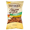 Snyder's Gluten Free Honey Mustard & Onion Pretzel Sticks BFG 58970