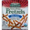 Mary's Gone Crackers Sea Salt Sticks & Twigs Pretzels BFG 61792