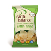 Earth Balance Vegan Sour Cream & Onion Kettle Chips BFG 65043