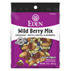 Eden Foods Pocket Snacks Wild Berry Mix BFG 68929
