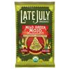 Late July Mild Green Mojo Multigrain Snack Chips BFG 85262