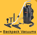 Backpack Vacuums