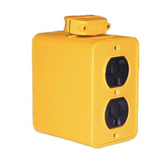 Buy Super-Safeway Outlet Box Receptacles
