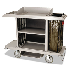 Buy Rubbermaid Commercial Full-Size Housekeeping Cart