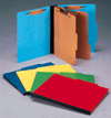 ACCO PRESSTEX® ColorLife® Classification Folders