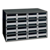 16-Drawer Storage Hardware and Craft Organizer (Color : Gray, Quantity : 1 Each)