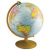 Advantus® World Globe w/Blue Oceans