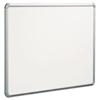 Best-Rite® Presidential Trim Dura-Rite® Dry Erase Board