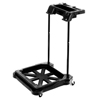 ErgoWorx Microfiber Trolley (Color : Black, Quantity : 1 Each)