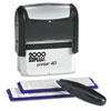 COSCO 2000 PLUS® DIY Custom Stamp Kit with Microban