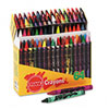 Dixon® Prang® Crayons Made with Soy