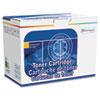 Dataproducts® DPC1215B, DPC1215B, DPC1215C, DPC1215M, DPC1215Y Toner