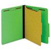 Globe-Weis� 40-Pt. Classification Folders