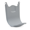 TFX� SHIELD� Floor and Wall Protector (Color : Gray, Quantity : 6 per Case)