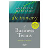 Houghton Mifflin American Heritage® Dictionary of Business Terms