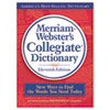 Merriam Webster Collegiate® Dictionary, 11th Edition