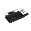 3M Easy Adjust Keyboard Tray with Mouse Tray