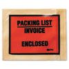 3M Non-Printed Self-Adhesive Packing List Envelope