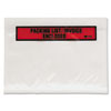 3M Top Print Self-Adhesive Packing List Envelope