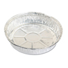 Reynolds� Round Aluminum Carryout Containers (Food Container Type : Carryout, Material(s) : Aluminum, Color(s) : Aluminum)