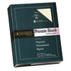 Southworth® 25% Cotton Private Stock® Laid Business Paper