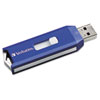 Verbatim� Store 'n' Go� PRO USB Flash Drive (Storage Capacity : 8 GB, Global Product Type : USB/Jump Drives, Connector/Port/Interface : USB 2.0)