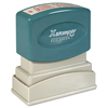 Xstamper� ECO-GREEN One-Color Title Stamp